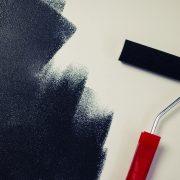Black Boat Paint